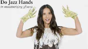 Olivia Munn Tries 9 Things She's Never Done Before [Video]