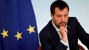 Salvini denies League Party received funding from Russia [Video]
