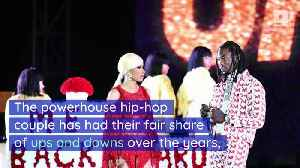 Cardi B and Offset Celebrate Kulture's 1st Birthday [Video]
