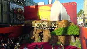 Beyoncé, Donald Glover and More at The Lion King World Premiere [Video]