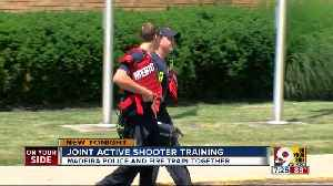 Madeira police and firefighters train for active shooter response [Video]