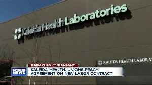Kaleida Health and unions reach agreement on new labor contract [Video]