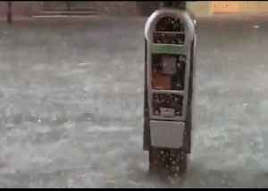 Flash Flooding Submerges Streets and Inundates Buildings in New Orleans [Video]