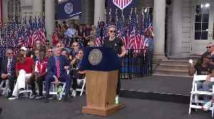 """World Cup champ Rapinoe: """"Love more, hate less"""" [Video]"""