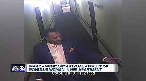 Romulus sex assault allegedly committed by predator with history of sex crimes and home invasion [Video]