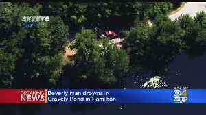 23-Year-Old Beverly Man Drowns in Hamilton Pond [Video]