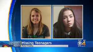 Search Continues For Park County Missing Teens [Video]