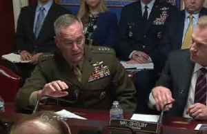 News video: U.S. eyes military coalition in the Gulf