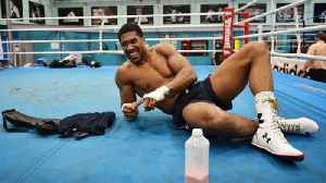 This Is The 4,000 Calorie Diet Anthony Joshua Follows To Prepare For His Boxing Matches [Video]