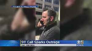 Viral Video Shows Child Begging Father Not To Call Cops On Black Man In San Francisco [Video]