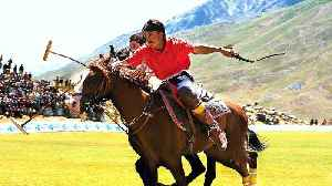 Pakistan's Shandur festival: Polo game kicks off on 'roof of the world' [Video]