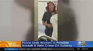 Suspected Hate Crime On The Subway [Video]