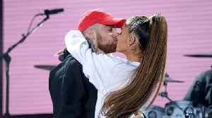 Ariana Grande turned to alcohol to deal with Mac Miller heartache [Video]