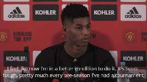 Marcus Rashford not putting a number on goalscoring targets [Video]