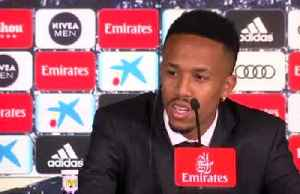 Dramatic moment Real Madrid's new signing Militao feels unwell during news conference [Video]