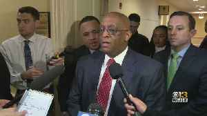 Young Mulls Re-Election Bid For Baltimore's Top Job As 100th Day In Office Approaches [Video]