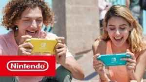 News video: Nintendo Announces Switch Lite