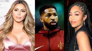 Larsa Pippen says there was 'weird feeling' between Tristan Thompson and Jordyn Woods [Video]