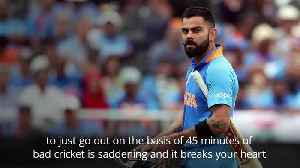 World Cup semi-final defeat 'breaks Virat Kohli's heart' [Video]
