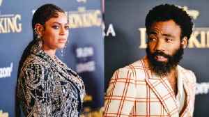 Donald Glover Says He Was Too Intimidated to Sing in Front of Beyoncé [Video]