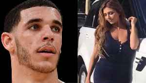 Lonzo Ball DEFENDS Baby Mama Denise's New Car Purchase! Says He Doesn't Help Pay For Her Stuff! [Video]