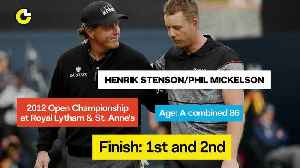 The Best Renaissance Runs in Open Championship History [Video]