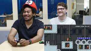 Mashable and Geek.com writers go head-to-head with their 'Super Mario Maker 2' levels [Video]