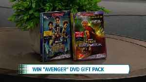 Marvel 'Avengers' Giveaway [Video]