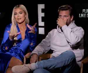 Khloe and Scott on family, work and their relationship [Video]