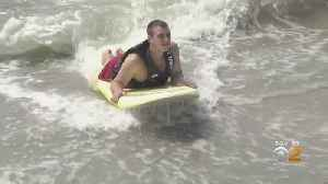 Special Needs Kids Get A Fun Day Of Surfing [Video]