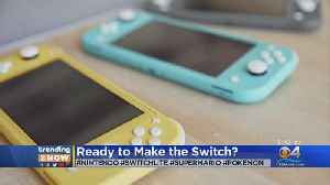 Trending: New Nintendo Switch [Video]