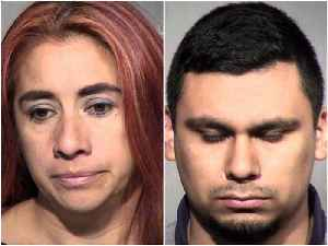 BP: Couple transporting over $500K in drugs arrested - ABC15 Crime [Video]