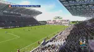 Beckham's Group Scores Soccer Stadium Approval In Fort Lauderdale [Video]