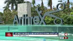 Arthrex executive: Collier needs more affordable housing [Video]