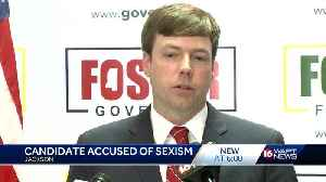 Foster says female reporter must be joined by male colleague [Video]