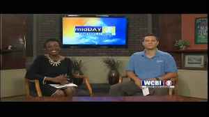 Midday Guest  07/10/19 -SAWMILL FESTIVAL [Video]