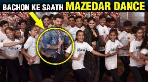 Hrithik Roshan EK PAL KA JEENA Dance With NGO Kids | Super 30 Promotions | Kaho Na Pyaar Hai [Video]