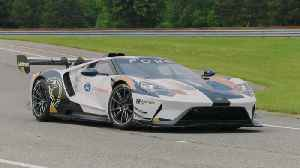 Limited-edition Ford GT Mk II - The next level of Ford GT Supercar Performance [Video]