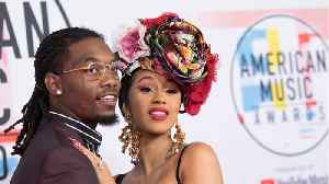 Cardi B and Offset celebrate their daughter's first birthday, Taylor Swift tops the Forbes Celebrity Rich List and Will Smith pa [Video]