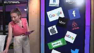 News video: US to investigate France's planned tax on tech companies