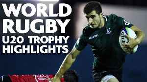 World Rugby U20 Trophy   Matchday One Highlights [Video]