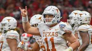 Sam Ehlinger, Ranked No. 41 on SI's College Football Player Top 100, Has Most Upside on List [Video]