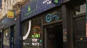 News video: London's Has An 'Ethical Pub' Changing The World Beer By Beer