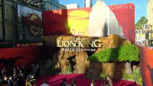 Beyonce, Donald Glover and More at The Lion King World Premiere [Video]
