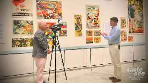 Largest movie poster exhibit opening in West Palm Beach [Video]
