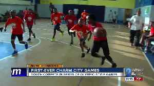 First-ever Charm City Games take place in West Baltimore [Video]
