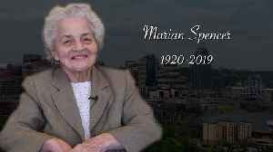 Marian Spencer: A Cincinnati civil rights icon remembered [Video]