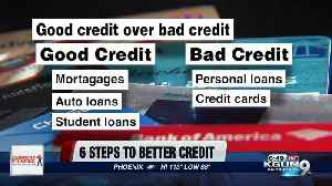 6 ways to raise your credit score now [Video]