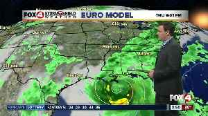 News video: Tropical Storm Barry is expected to form later today