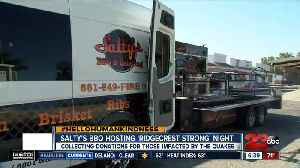 Salty's BBQ hosting 'Ridgecrest Strong' night [Video]